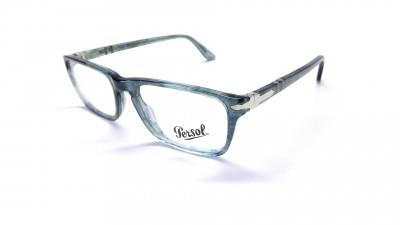 Lunettes de vue Persol PO2972V 931 Bleu et gris transparents 49,92 €