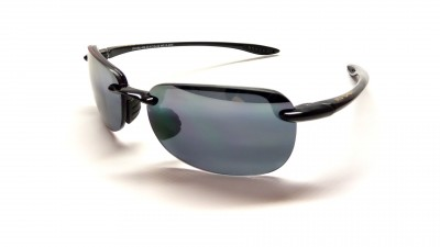 Maui Jim Sandy Beach 408 02 Schwarz Glasfarbe polarisiert 128,87 €