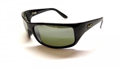 Sonnenbrillen Maui Jim Peahi MJ 202/02 Schwarz 168,53 €