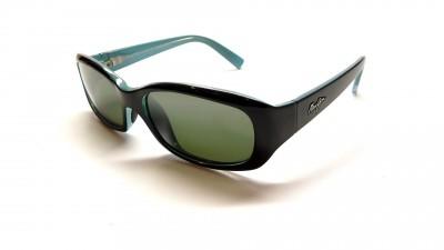 Maui Jim Punchbowl 219 03 Noir et bleu turquoise