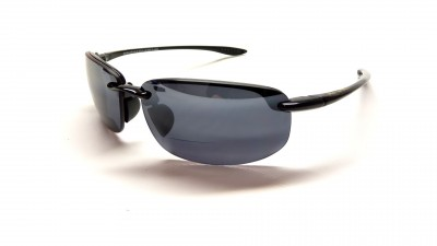 Maui Jim Ho'Okipa MauiReader® G807 02 Correction +2,00 Noir brillant Verres gris polarized  und mirrored  178,40 €