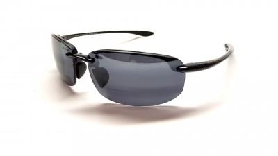 Maui Jim Ho'Okipa MauiReader® G807 02 Correction +1,50 Noir brillant Verres gris polarisés et miroirs Correction +1,50 149,92 €