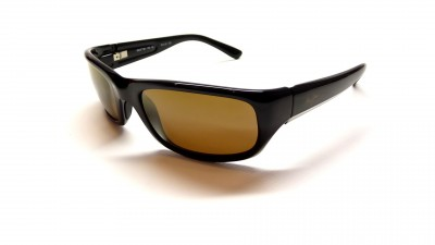 Maui Jim Stingray 103 02 Noir brillant Verres HCL® Bronze Polarized 183,36 €