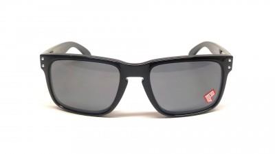 Oakley Holbrook Polished Black OO 9102 02 Glasfarbe Polarisiert