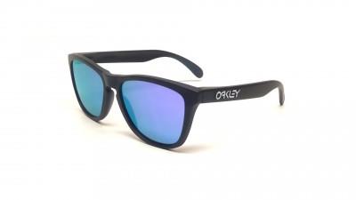 Oakley Frogskins Matte black OO 9013 24 298 Noir mat Verres violet Iridium 75,00 €