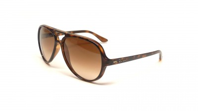 Ray-Ban Cats 5000 Tortoise RB4125 710/51 59-15 83,20 €