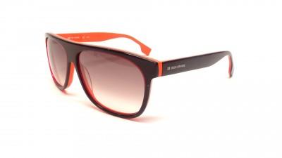 Lunettes de soleil Boss Orange BO 0064 S DCE JS Violet et orange Verres dégradés Édition limitée 65,00 €