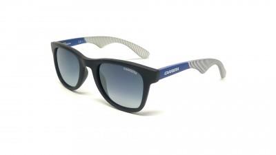 Lunettes de soleil Carrera 6000 898 G5 Noir, bleu, rayures Verres dégradés 55,00 €