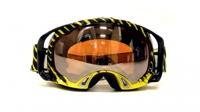 Lunettes de soleil Oakley Shaun White Splice Signature Series OO 7022 57 426 Noir  Verres miroirs 111,58 €