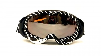 Lunettes de soleil Oakley Shaun White A Frame Signature Series OO 7001 57 612 Blanc  Glasfarbe miroirs 110,97 €