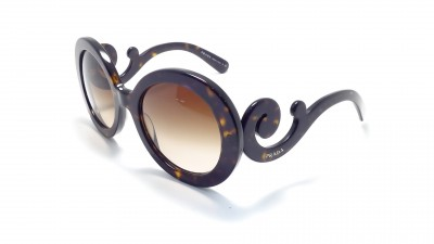 Prada Minimal Baroque PR 27NS 2AU 6S1 Havana Gradient Gläser 131,79 €