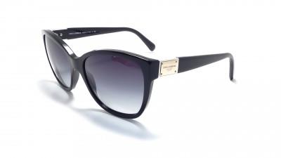 Dolce & Gabbana Logo Plaque DG 4195 501 8G Noir Verres dégradés  141,58 €