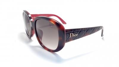 Lunettes de soleil Dior Lady Dior 1F EL5 Écaille Medium 129,08 €