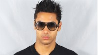 Ray-Ban Cats 5000 Schwarz RB4125 601/32 59-14