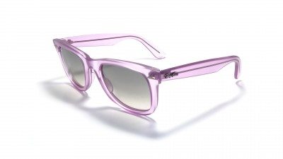 Ray-Ban Original Wayfarer Ice Pop Lila RB2140 6056/32 50 64,08 €