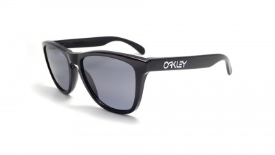 Oakley Frogskins Polished Black OO 9013 24 306 Verres gris 69,08 €