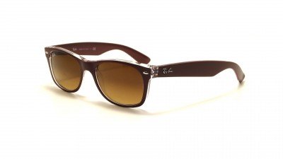 Ray-Ban New Wayfarer Lila RB2132 6054/85 52-18 94,11 €