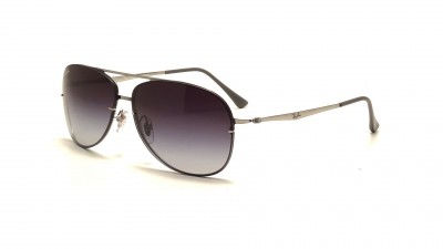 Ray-Ban Light Ray Titanium Silber RB8052 159/8G 61-13 122,42 €