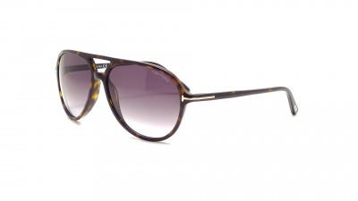 Lunettes de soleil Tom Ford Jared 56P TF 331 Écaille Glasfarbe gradientLarge 163,63 €