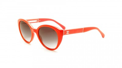 Chanel Signature CH 5252Q 1429 S6 Orange Verres dégradés Medium 183,36 €