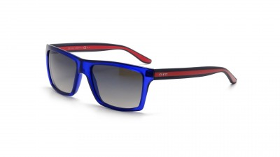 Gucci Ruban Rouge GG 1013 S CLS DK Bleu transparent Verres dégradés 115,00 €