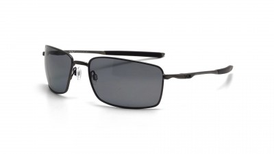 Oakley Square Wire OO 4075 04 Schwarz carbone Glasfarbe gris Polarized 146,67 €