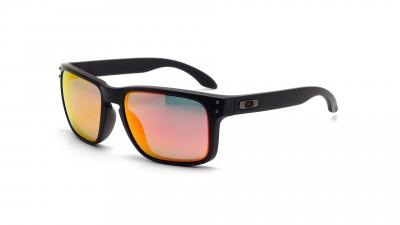 Oakley Holbrook Matte black OO 9102 51 Glasfarbe Polarisiert Iridium 132,78 €