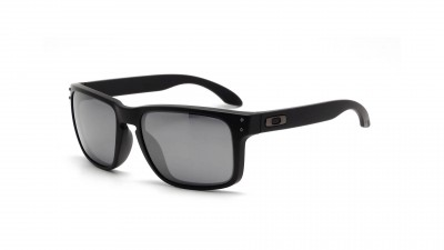 Oakley Holbrook OO 9102 63 Noir Verres miroirs Large 80,83 €