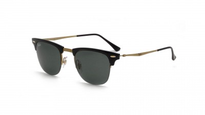 Ray Ban RB 8056 Clubmaster Light Ray 157/71 Noir et doré Small 101,58 €
