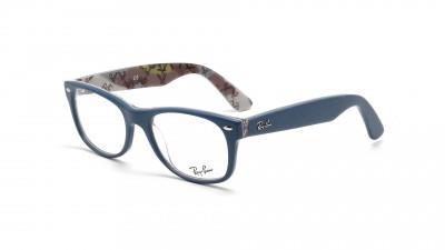 Ray-Ban New Wayfarer Blau RX5184 RB5184 5407 52-18 76,58 €