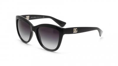 Dolce & Gabbana Logo Execution DG 6087 501 8G Noir Verres dégradés  99,92 €