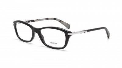 Prada PR 04PV 1AB 1O1 Noir et écaille grise Large 41,67 €