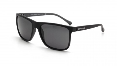 Dolce & Gabbana Over Molded Rubber DG 6086 2805 87 Noir  108,25 €