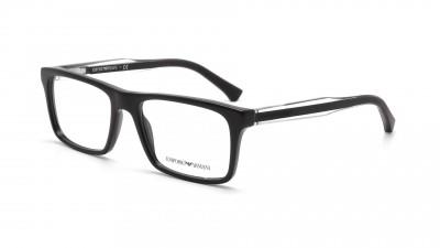 Emporio Armani EA 3002 5017 Noir et crystal Medium 60,75 €