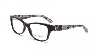 Dolce & Gabbana Almond Flowers DG 3204 2846 Noir Medium 112,42 €