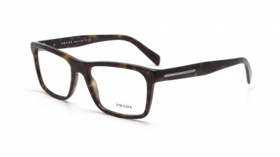 Prada Plaque PR 06RV HAQ 101 Écaille mat Large 122,42 €