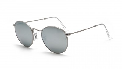 Ray-Ban Round Metal Silber RB3447 019/30 50-21 113,94 €