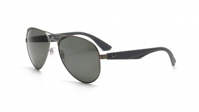 Ray-Ban Aviator Tech Silber RB3523 029/9A 59-17 Polarisierte Gläser 108,98 €