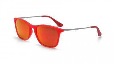 Ray Ban RJ 9061S Chris 7010 6Q Rot Mirrored Gläser Junior 49,53 €