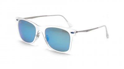 Ray-Ban Wayfarer Light Ray Transparent Matt RB4210 646/55 50-22 113,00 €