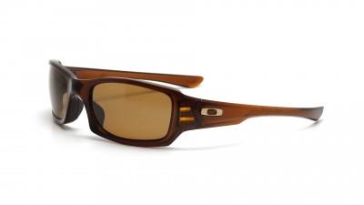 Oakley Fives Squared OO 9238 08 Brun Verres polarisés  49,92 €
