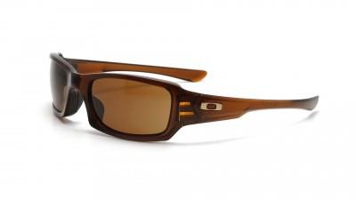 Oakley Fives Squared OO 9238 07 Brun  63,25 €