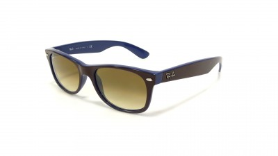 Ray-Ban New Wayfarer Braun RB2132 874/51 55-18 83,25 €