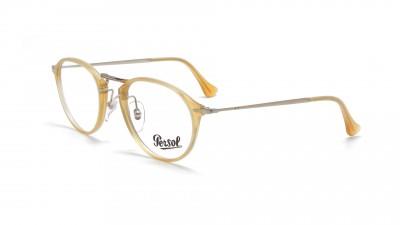 Lunettes de vue Persol PO3046V Reflex Edition 204 Jaune Large 127,50 €