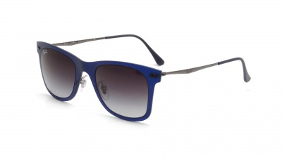 Ray-Ban Wayfarer Light Ray Blau Matt RB4210 895/8G 50-22 107,54 €