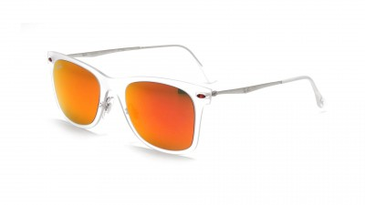 Ray-Ban Wayfarer Light Ray Transparent Matt RB4210 646/6Q 50-22 112,42 €