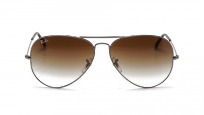 Ray-Ban Aviator Large Metal Silber RB3025 004/51 55-14