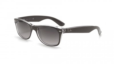 Ray-Ban New Wayfarer Metall Effekt Grau RB2132 6143/71 55-18 79,08 €