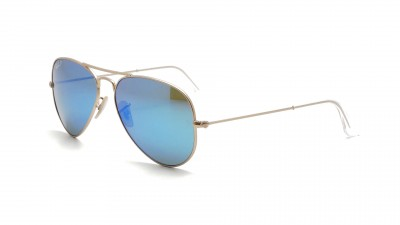 Ray-Ban Aviator Large Metal Gold Matt RB3025 112/4L 58-14 Polarisierte Gläser 148,65 €