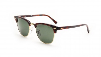 Ray-Ban Clubmaster Tortoise RB3016 W0366 49-21 81,27 €